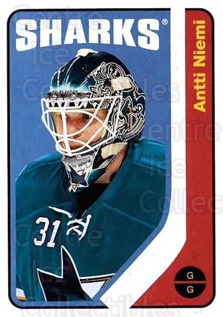 2014-15 O-Pee-chee Retro #266 Antti Niemi<br/>2 In Stock - $2.00 each - <a href=https://centericecollectibles.foxycart.com/cart?name=2014-15%20O-Pee-chee%20Retro%20%23266%20Antti%20Niemi...&quantity_max=2&price=$2.00&code=730094 class=foxycart> Buy it now! </a>