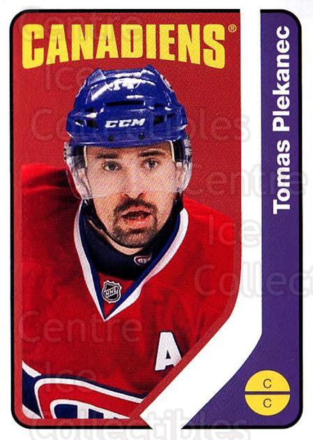 2014-15 O-Pee-chee Retro #295 Tomas Plekanec<br/>2 In Stock - $2.00 each - <a href=https://centericecollectibles.foxycart.com/cart?name=2014-15%20O-Pee-chee%20Retro%20%23295%20Tomas%20Plekanec...&quantity_max=2&price=$2.00&code=730123 class=foxycart> Buy it now! </a>