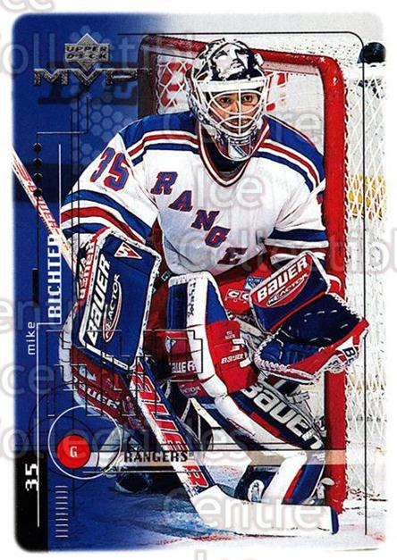 1998-99 Upper Deck MVP #135 Mike Richter<br/>13 In Stock - $1.00 each - <a href=https://centericecollectibles.foxycart.com/cart?name=1998-99%20Upper%20Deck%20MVP%20%23135%20Mike%20Richter...&quantity_max=13&price=$1.00&code=73014 class=foxycart> Buy it now! </a>