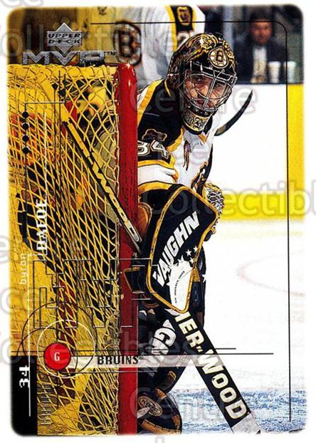 1998-99 Upper Deck MVP #14 Byron Dafoe<br/>14 In Stock - $1.00 each - <a href=https://centericecollectibles.foxycart.com/cart?name=1998-99%20Upper%20Deck%20MVP%20%2314%20Byron%20Dafoe...&quantity_max=14&price=$1.00&code=73019 class=foxycart> Buy it now! </a>