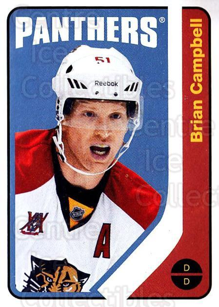 2014-15 O-Pee-chee Retro #431 Brian Campbell<br/>1 In Stock - $2.00 each - <a href=https://centericecollectibles.foxycart.com/cart?name=2014-15%20O-Pee-chee%20Retro%20%23431%20Brian%20Campbell...&quantity_max=1&price=$2.00&code=730259 class=foxycart> Buy it now! </a>