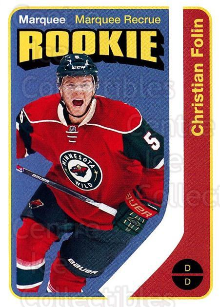 2014-15 O-Pee-chee Retro #537 Christian Folin<br/>1 In Stock - $3.00 each - <a href=https://centericecollectibles.foxycart.com/cart?name=2014-15%20O-Pee-chee%20Retro%20%23537%20Christian%20Folin...&quantity_max=1&price=$3.00&code=730365 class=foxycart> Buy it now! </a>