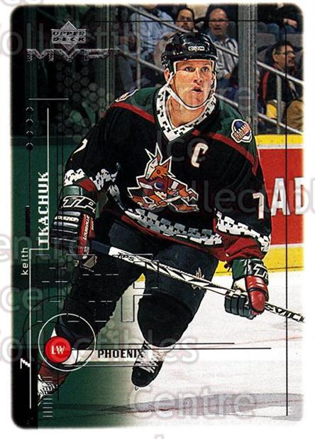 1998-99 Upper Deck MVP #156 Keith Tkachuk<br/>14 In Stock - $1.00 each - <a href=https://centericecollectibles.foxycart.com/cart?name=1998-99%20Upper%20Deck%20MVP%20%23156%20Keith%20Tkachuk...&quantity_max=14&price=$1.00&code=73037 class=foxycart> Buy it now! </a>