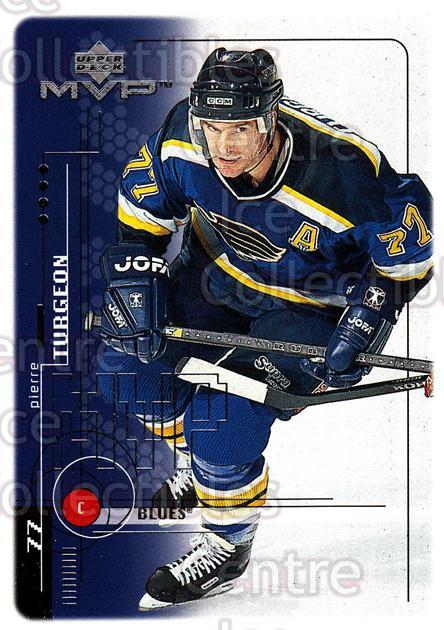 1998-99 Upper Deck MVP #181 Pierre Turgeon<br/>14 In Stock - $1.00 each - <a href=https://centericecollectibles.foxycart.com/cart?name=1998-99%20Upper%20Deck%20MVP%20%23181%20Pierre%20Turgeon...&quantity_max=14&price=$1.00&code=73065 class=foxycart> Buy it now! </a>