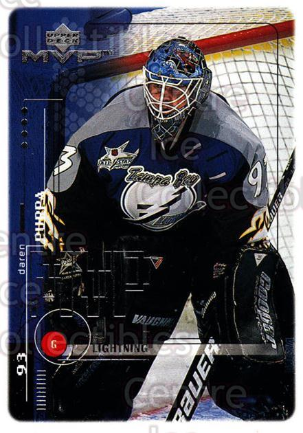 1998-99 Upper Deck MVP #186 Daren Puppa<br/>13 In Stock - $1.00 each - <a href=https://centericecollectibles.foxycart.com/cart?name=1998-99%20Upper%20Deck%20MVP%20%23186%20Daren%20Puppa...&quantity_max=13&price=$1.00&code=73070 class=foxycart> Buy it now! </a>