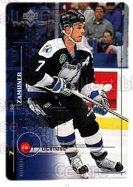 1998-99 Upper Deck MVP #191 Rob Zamuner<br/>14 In Stock - $1.00 each - <a href=https://centericecollectibles.foxycart.com/cart?name=1998-99%20Upper%20Deck%20MVP%20%23191%20Rob%20Zamuner...&quantity_max=14&price=$1.00&code=73076 class=foxycart> Buy it now! </a>