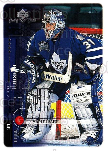 1998-99 Upper Deck MVP #194 Curtis Joseph<br/>12 In Stock - $1.00 each - <a href=https://centericecollectibles.foxycart.com/cart?name=1998-99%20Upper%20Deck%20MVP%20%23194%20Curtis%20Joseph...&quantity_max=12&price=$1.00&code=73079 class=foxycart> Buy it now! </a>