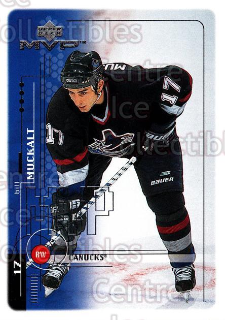 1998-99 Upper Deck MVP #205 Bill Muckalt<br/>13 In Stock - $1.00 each - <a href=https://centericecollectibles.foxycart.com/cart?name=1998-99%20Upper%20Deck%20MVP%20%23205%20Bill%20Muckalt...&quantity_max=13&price=$1.00&code=73092 class=foxycart> Buy it now! </a>