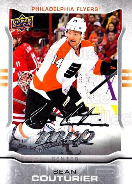 2014-15 Upper Deck Mvp Silver Script #195 Sean Couturier<br/>1 In Stock - $2.00 each - <a href=https://centericecollectibles.foxycart.com/cart?name=2014-15%20Upper%20Deck%20Mvp%20Silver%20Script%20%23195%20Sean%20Couturier...&quantity_max=1&price=$2.00&code=730971 class=foxycart> Buy it now! </a>