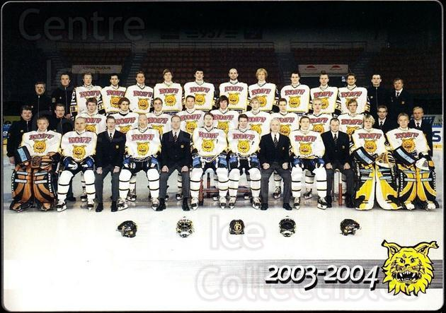 2003-04 Finnish Ilves Tampere Postcards #27 Team Photo, Ilves Tampere<br/>1 In Stock - $3.00 each - <a href=https://centericecollectibles.foxycart.com/cart?name=2003-04%20Finnish%20Ilves%20Tampere%20Postcards%20%2327%20Team%20Photo,%20Ilv...&quantity_max=1&price=$3.00&code=731260 class=foxycart> Buy it now! </a>
