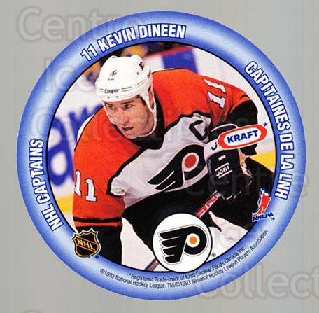 1993-94 Kraft Peanut Butter Discs NHL Captains #4 Kevin Dineen, Kevin Hatcher<br/>8 In Stock - $2.00 each - <a href=https://centericecollectibles.foxycart.com/cart?name=1993-94%20Kraft%20Peanut%20Butter%20Discs%20NHL%20Captains%20%234%20Kevin%20Dineen,%20K...&quantity_max=8&price=$2.00&code=7317 class=foxycart> Buy it now! </a>