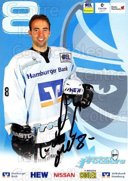 2004-05 German Hamburg Freezers Postcards #22 Martin Walter<br/>1 In Stock - $3.00 each - <a href=https://centericecollectibles.foxycart.com/cart?name=2004-05%20German%20Hamburg%20Freezers%20Postcards%20%2322%20Martin%20Walter...&quantity_max=1&price=$3.00&code=732207 class=foxycart> Buy it now! </a>