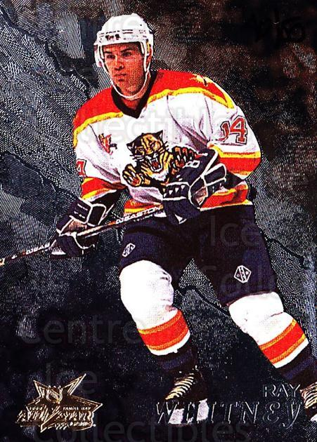 1998-99 Be A Player AS Game #56 Ray Whitney<br/>1 In Stock - $10.00 each - <a href=https://centericecollectibles.foxycart.com/cart?name=1998-99%20Be%20A%20Player%20AS%20Game%20%2356%20Ray%20Whitney...&quantity_max=1&price=$10.00&code=733480 class=foxycart> Buy it now! </a>