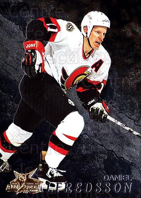 1998-99 Be A Player AS Game #98 Daniel Alfredsson<br/>1 In Stock - $10.00 each - <a href=https://centericecollectibles.foxycart.com/cart?name=1998-99%20Be%20A%20Player%20AS%20Game%20%2398%20Daniel%20Alfredss...&quantity_max=1&price=$10.00&code=733524 class=foxycart> Buy it now! </a>
