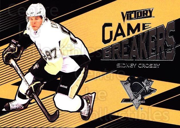 2010-11 UD Victory Game Breakers #SC Sidney Crosby<br/>1 In Stock - $5.00 each - <a href=https://centericecollectibles.foxycart.com/cart?name=2010-11%20UD%20Victory%20Game%20Breakers%20%23SC%20Sidney%20Crosby...&quantity_max=1&price=$5.00&code=733568 class=foxycart> Buy it now! </a>
