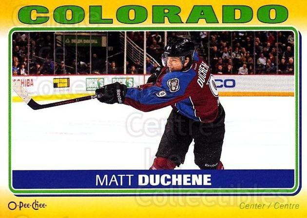 2012-13 O-Pee-Chee Stickers #29 Matt Duchene<br/>2 In Stock - $2.00 each - <a href=https://centericecollectibles.foxycart.com/cart?name=2012-13%20O-Pee-Chee%20Stickers%20%2329%20Matt%20Duchene...&quantity_max=2&price=$2.00&code=734048 class=foxycart> Buy it now! </a>