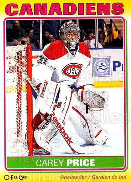 2012-13 O-Pee-Chee Stickers #56 Carey Price<br/>1 In Stock - $5.00 each - <a href=https://centericecollectibles.foxycart.com/cart?name=2012-13%20O-Pee-Chee%20Stickers%20%2356%20Carey%20Price...&quantity_max=1&price=$5.00&code=734075 class=foxycart> Buy it now! </a>