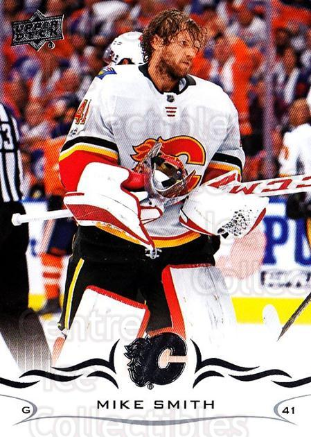 2018-19 Upper Deck #27 Mike Smith<br/>12 In Stock - $1.00 each - <a href=https://centericecollectibles.foxycart.com/cart?name=2018-19%20Upper%20Deck%20%2327%20Mike%20Smith...&quantity_max=12&price=$1.00&code=734218 class=foxycart> Buy it now! </a>