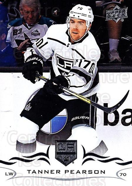 2018-19 Upper Deck #86 Tanner Pearson<br/>12 In Stock - $1.00 each - <a href=https://centericecollectibles.foxycart.com/cart?name=2018-19%20Upper%20Deck%20%2386%20Tanner%20Pearson...&quantity_max=12&price=$1.00&code=734277 class=foxycart> Buy it now! </a>