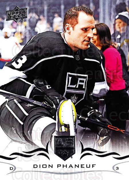 2018-19 Upper Deck #88 Dion Phaneuf<br/>12 In Stock - $1.00 each - <a href=https://centericecollectibles.foxycart.com/cart?name=2018-19%20Upper%20Deck%20%2388%20Dion%20Phaneuf...&quantity_max=12&price=$1.00&code=734279 class=foxycart> Buy it now! </a>