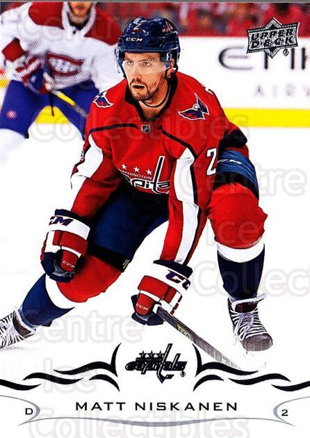 2018-19 Upper Deck #186 Matt Niskanen<br/>11 In Stock - $1.00 each - <a href=https://centericecollectibles.foxycart.com/cart?name=2018-19%20Upper%20Deck%20%23186%20Matt%20Niskanen...&quantity_max=11&price=$1.00&code=734377 class=foxycart> Buy it now! </a>