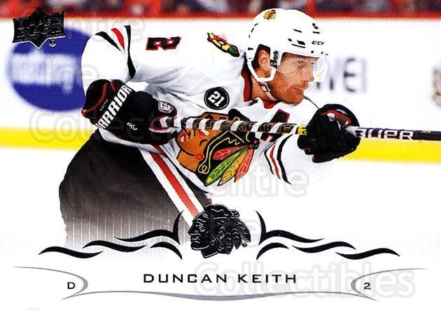 2018-19 Upper Deck #294 Duncan Keith<br/>2 In Stock - $1.00 each - <a href=https://centericecollectibles.foxycart.com/cart?name=2018-19%20Upper%20Deck%20%23294%20Duncan%20Keith...&quantity_max=2&price=$1.00&code=734485 class=foxycart> Buy it now! </a>