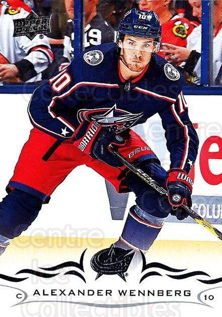 2018-19 Upper Deck #306 Alexander Wennberg<br/>2 In Stock - $1.00 each - <a href=https://centericecollectibles.foxycart.com/cart?name=2018-19%20Upper%20Deck%20%23306%20Alexander%20Wennb...&quantity_max=2&price=$1.00&code=734497 class=foxycart> Buy it now! </a>