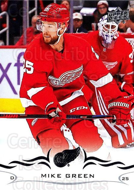 2018-19 Upper Deck #318 Mike Green<br/>1 In Stock - $1.00 each - <a href=https://centericecollectibles.foxycart.com/cart?name=2018-19%20Upper%20Deck%20%23318%20Mike%20Green...&quantity_max=1&price=$1.00&code=734509 class=foxycart> Buy it now! </a>