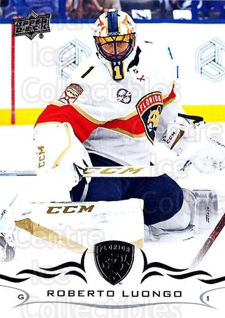 2018-19 Upper Deck #330 Roberto Luongo<br/>1 In Stock - $1.00 each - <a href=https://centericecollectibles.foxycart.com/cart?name=2018-19%20Upper%20Deck%20%23330%20Roberto%20Luongo...&quantity_max=1&price=$1.00&code=734521 class=foxycart> Buy it now! </a>