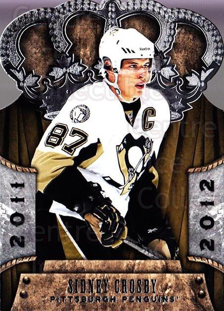 2011-12 Crown Royale #76 Sidney Crosby<br/>2 In Stock - $5.00 each - <a href=https://centericecollectibles.foxycart.com/cart?name=2011-12%20Crown%20Royale%20%2376%20Sidney%20Crosby...&quantity_max=2&price=$5.00&code=734826 class=foxycart> Buy it now! </a>