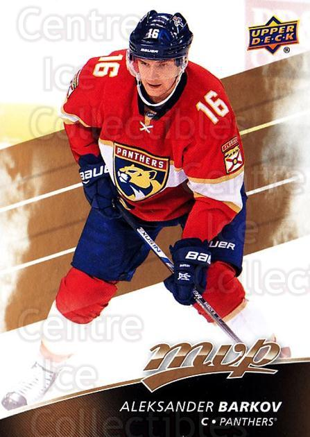 2017-18 Upper Deck MVP #24 Aleksander Barkov<br/>6 In Stock - $1.00 each - <a href=https://centericecollectibles.foxycart.com/cart?name=2017-18%20Upper%20Deck%20MVP%20%2324%20Aleksander%20Bark...&quantity_max=6&price=$1.00&code=735026 class=foxycart> Buy it now! </a>