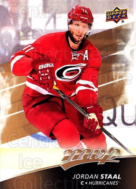 2017-18 Upper Deck MVP #29 Jordan Staal<br/>6 In Stock - $1.00 each - <a href=https://centericecollectibles.foxycart.com/cart?name=2017-18%20Upper%20Deck%20MVP%20%2329%20Jordan%20Staal...&quantity_max=6&price=$1.00&code=735031 class=foxycart> Buy it now! </a>