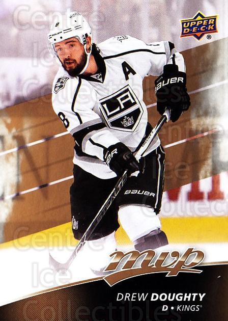 2017-18 Upper Deck MVP #56 Drew Doughty<br/>6 In Stock - $1.00 each - <a href=https://centericecollectibles.foxycart.com/cart?name=2017-18%20Upper%20Deck%20MVP%20%2356%20Drew%20Doughty...&quantity_max=6&price=$1.00&code=735058 class=foxycart> Buy it now! </a>