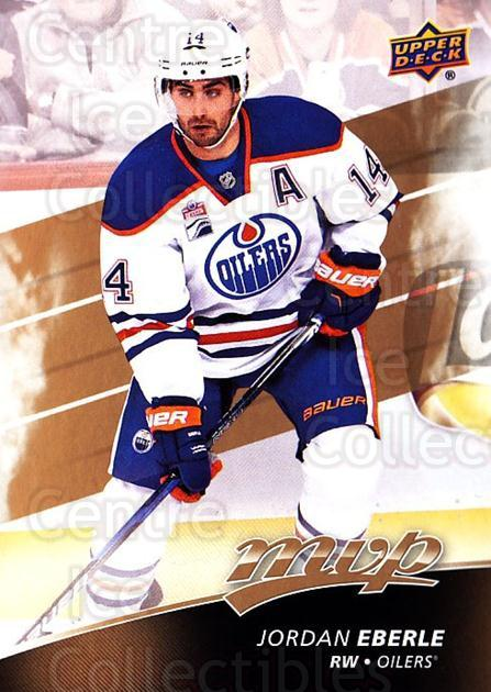 2017-18 Upper Deck MVP #57 Jordan Eberle<br/>5 In Stock - $1.00 each - <a href=https://centericecollectibles.foxycart.com/cart?name=2017-18%20Upper%20Deck%20MVP%20%2357%20Jordan%20Eberle...&quantity_max=5&price=$1.00&code=735059 class=foxycart> Buy it now! </a>