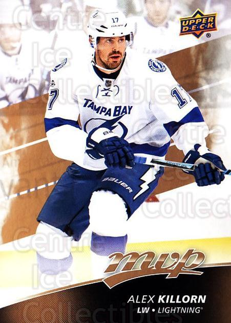 2017-18 Upper Deck MVP #61 Alex Killorn<br/>5 In Stock - $1.00 each - <a href=https://centericecollectibles.foxycart.com/cart?name=2017-18%20Upper%20Deck%20MVP%20%2361%20Alex%20Killorn...&quantity_max=5&price=$1.00&code=735063 class=foxycart> Buy it now! </a>