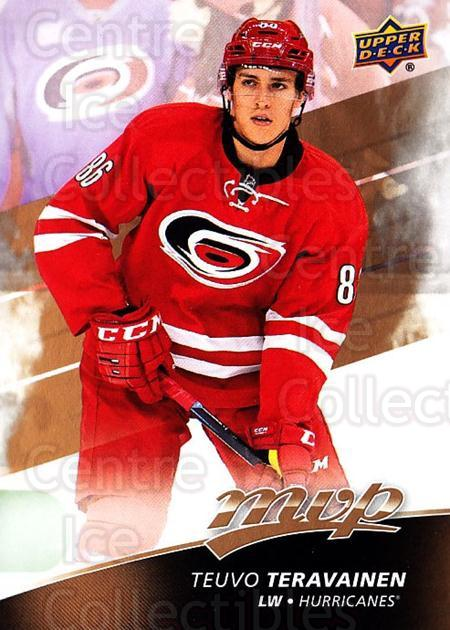 2017-18 Upper Deck MVP #67 Teuvo Teravainen<br/>5 In Stock - $1.00 each - <a href=https://centericecollectibles.foxycart.com/cart?name=2017-18%20Upper%20Deck%20MVP%20%2367%20Teuvo%20Teravaine...&quantity_max=5&price=$1.00&code=735069 class=foxycart> Buy it now! </a>