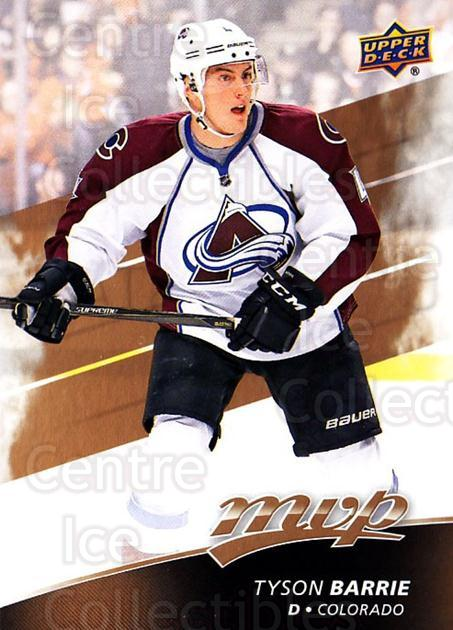 2017-18 Upper Deck MVP #101 Tyson Barrie<br/>6 In Stock - $1.00 each - <a href=https://centericecollectibles.foxycart.com/cart?name=2017-18%20Upper%20Deck%20MVP%20%23101%20Tyson%20Barrie...&quantity_max=6&price=$1.00&code=735103 class=foxycart> Buy it now! </a>