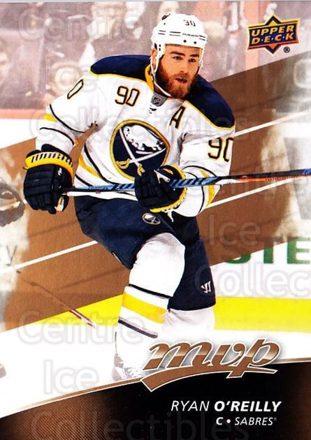 2017-18 Upper Deck MVP #113 Ryan O'Reilly<br/>4 In Stock - $1.00 each - <a href=https://centericecollectibles.foxycart.com/cart?name=2017-18%20Upper%20Deck%20MVP%20%23113%20Ryan%20O'Reilly...&quantity_max=4&price=$1.00&code=735115 class=foxycart> Buy it now! </a>