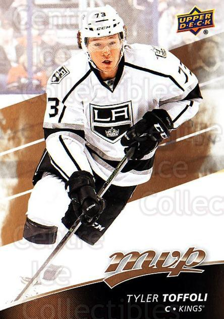 2017-18 Upper Deck MVP #134 Tyler Toffoli<br/>5 In Stock - $1.00 each - <a href=https://centericecollectibles.foxycart.com/cart?name=2017-18%20Upper%20Deck%20MVP%20%23134%20Tyler%20Toffoli...&quantity_max=5&price=$1.00&code=735136 class=foxycart> Buy it now! </a>