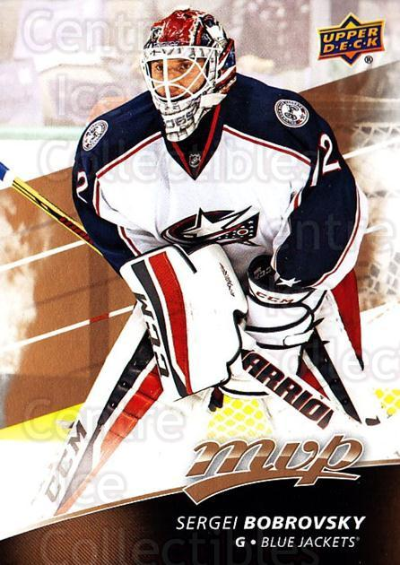 2017-18 Upper Deck MVP #153 Sergei Bobrovsky<br/>6 In Stock - $1.00 each - <a href=https://centericecollectibles.foxycart.com/cart?name=2017-18%20Upper%20Deck%20MVP%20%23153%20Sergei%20Bobrovsk...&quantity_max=6&price=$1.00&code=735155 class=foxycart> Buy it now! </a>