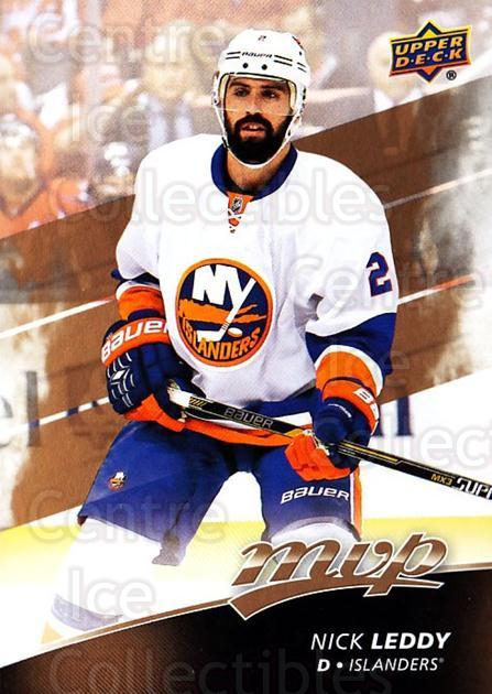 2017-18 Upper Deck MVP #160 Nick Leddy<br/>6 In Stock - $1.00 each - <a href=https://centericecollectibles.foxycart.com/cart?name=2017-18%20Upper%20Deck%20MVP%20%23160%20Nick%20Leddy...&quantity_max=6&price=$1.00&code=735162 class=foxycart> Buy it now! </a>