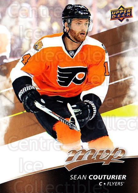 2017-18 Upper Deck MVP #175 Sean Couturier<br/>6 In Stock - $1.00 each - <a href=https://centericecollectibles.foxycart.com/cart?name=2017-18%20Upper%20Deck%20MVP%20%23175%20Sean%20Couturier...&quantity_max=6&price=$1.00&code=735177 class=foxycart> Buy it now! </a>