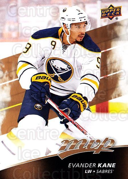 2017-18 Upper Deck MVP #177 Evander Kane<br/>6 In Stock - $1.00 each - <a href=https://centericecollectibles.foxycart.com/cart?name=2017-18%20Upper%20Deck%20MVP%20%23177%20Evander%20Kane...&quantity_max=6&price=$1.00&code=735179 class=foxycart> Buy it now! </a>