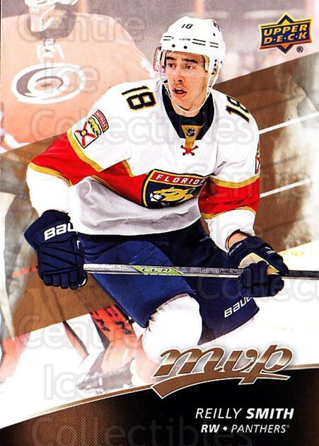 2017-18 Upper Deck MVP #180 Reilly Smith<br/>6 In Stock - $1.00 each - <a href=https://centericecollectibles.foxycart.com/cart?name=2017-18%20Upper%20Deck%20MVP%20%23180%20Reilly%20Smith...&quantity_max=6&price=$1.00&code=735182 class=foxycart> Buy it now! </a>