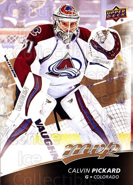 2017-18 Upper Deck MVP #181 Calvin Pickard<br/>6 In Stock - $1.00 each - <a href=https://centericecollectibles.foxycart.com/cart?name=2017-18%20Upper%20Deck%20MVP%20%23181%20Calvin%20Pickard...&quantity_max=6&price=$1.00&code=735183 class=foxycart> Buy it now! </a>