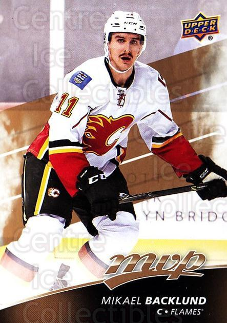 2017-18 Upper Deck MVP #192 Mikael Backlund<br/>6 In Stock - $1.00 each - <a href=https://centericecollectibles.foxycart.com/cart?name=2017-18%20Upper%20Deck%20MVP%20%23192%20Mikael%20Backlund...&quantity_max=6&price=$1.00&code=735194 class=foxycart> Buy it now! </a>