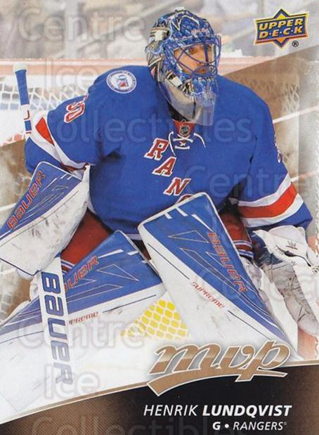2017-18 Upper Deck MVP #219 Henrik Lundqvist<br/>1 In Stock - $3.00 each - <a href=https://centericecollectibles.foxycart.com/cart?name=2017-18%20Upper%20Deck%20MVP%20%23219%20Henrik%20Lundqvis...&quantity_max=1&price=$3.00&code=735221 class=foxycart> Buy it now! </a>