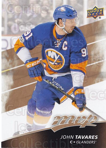 2017-18 Upper Deck MVP #224 John Tavares<br/>1 In Stock - $3.00 each - <a href=https://centericecollectibles.foxycart.com/cart?name=2017-18%20Upper%20Deck%20MVP%20%23224%20John%20Tavares...&quantity_max=1&price=$3.00&code=735226 class=foxycart> Buy it now! </a>