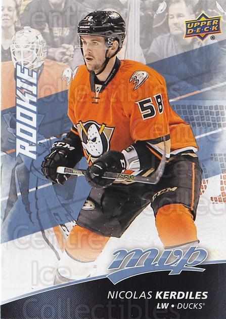 2017-18 Upper Deck MVP #236 Nicolas Kerdiles<br/>1 In Stock - $5.00 each - <a href=https://centericecollectibles.foxycart.com/cart?name=2017-18%20Upper%20Deck%20MVP%20%23236%20Nicolas%20Kerdile...&quantity_max=1&price=$5.00&code=735238 class=foxycart> Buy it now! </a>