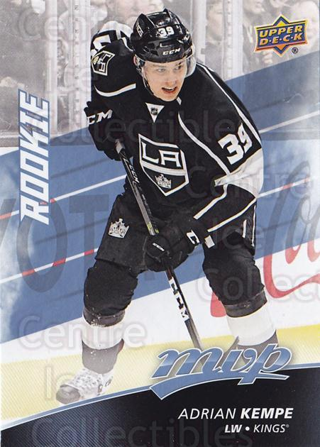 2017-18 Upper Deck MVP #240 Adrian Kempe<br/>1 In Stock - $5.00 each - <a href=https://centericecollectibles.foxycart.com/cart?name=2017-18%20Upper%20Deck%20MVP%20%23240%20Adrian%20Kempe...&quantity_max=1&price=$5.00&code=735242 class=foxycart> Buy it now! </a>